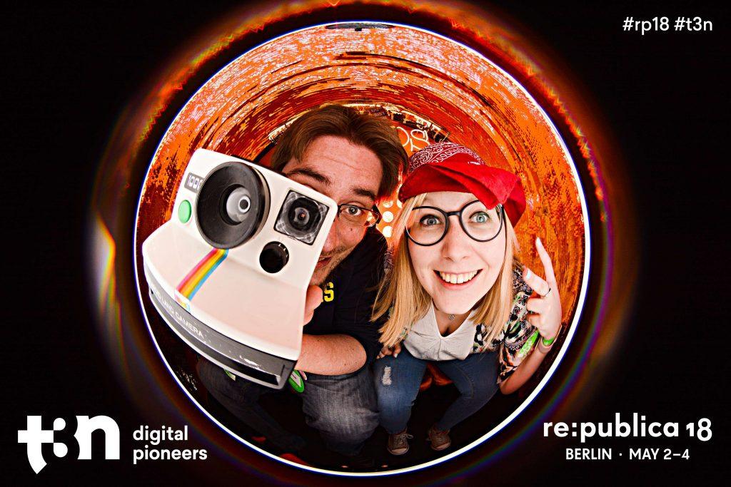 klarnordisch auf der Re:publica 2018