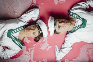 Verena Doublier und Sebastian Radon – (C) Wiener Blond