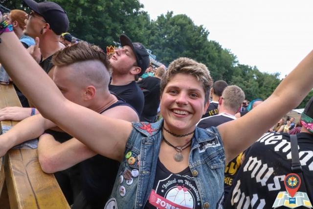Fonsstock 2018 – Freitag (Foto: Claus Hock)