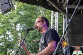 Fonsstock 2018, Samstag: De Schkandalmokers (Oldenburg) (Foto: Claus Hock)