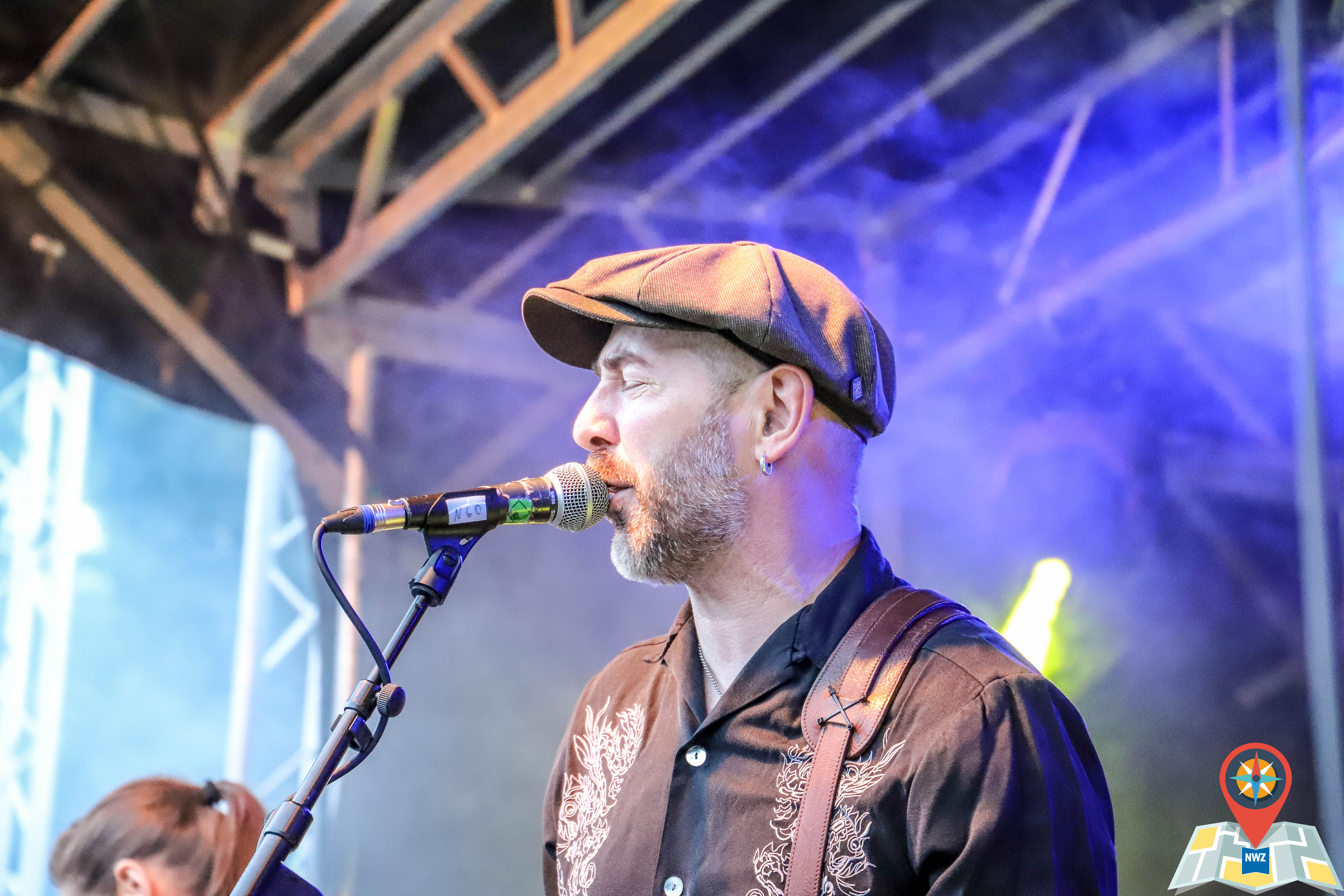 Fonsstock 2018: The Porters (Foto: Claus Hock)