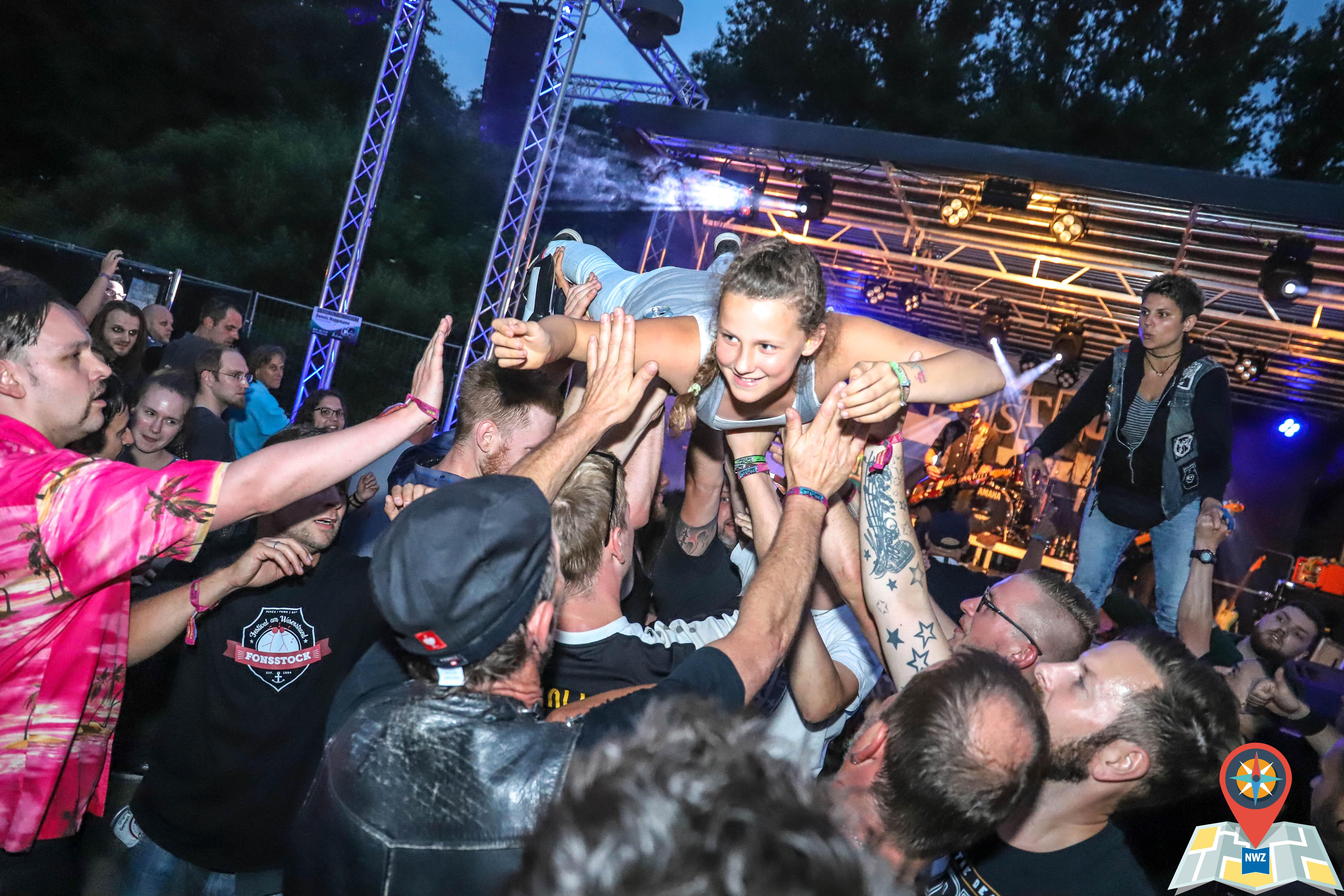 Fonsstock 2018: Samstag (Foto: Claus Hock)