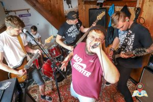 Die Band Maelføy aus Ganderkesee/Walsrode