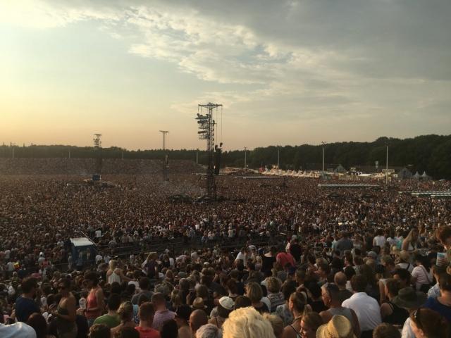 Ed Sheeran in Hamburg (Bild: Emily Zimmermann)