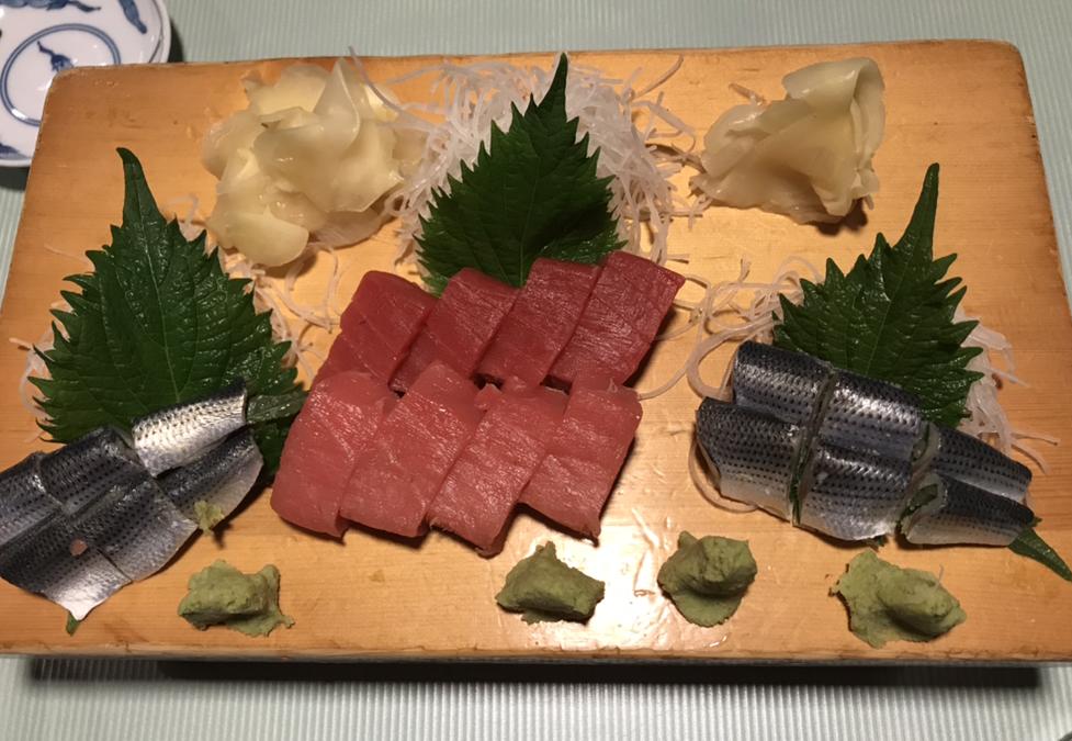Roher Fisch - das ist Sashimi (Foto: Kim Render)