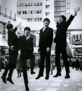 The Beatles in Stockholm