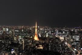 Tokyo bei Nacht (Foto: Kim Render)