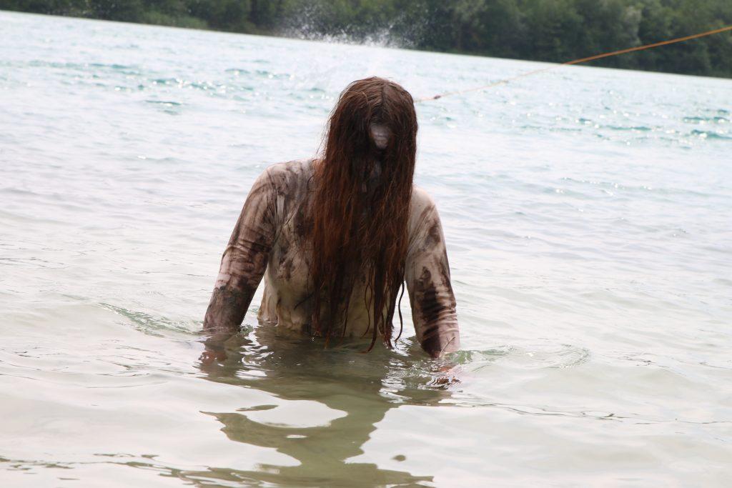 Na, Angst? Bei den Scream Nights lauern böse Gestalten... (Foto: Michelle Claaßen)