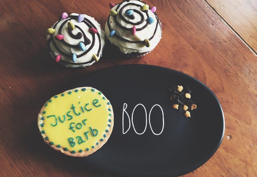 Klarschaurig: Grusel-Cookies mit Eleven, Barb und Co.