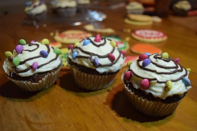 Voila: Stranger-Things-Cupcakes (Bild: Chelsy Haß)