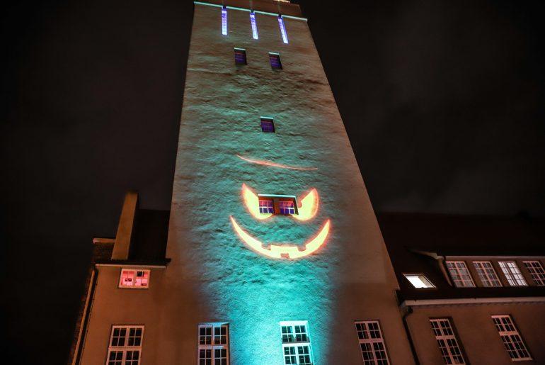 Turm des Schreckens in Delmenhorst (Bild: Claus Hock)