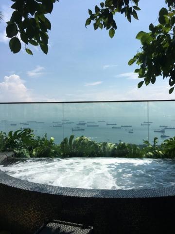 Marina Bay Sands-Hotel (Bild: Emily Zimmermann)